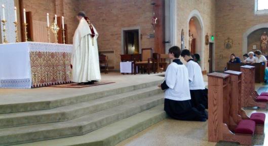 Photo on altar (1)